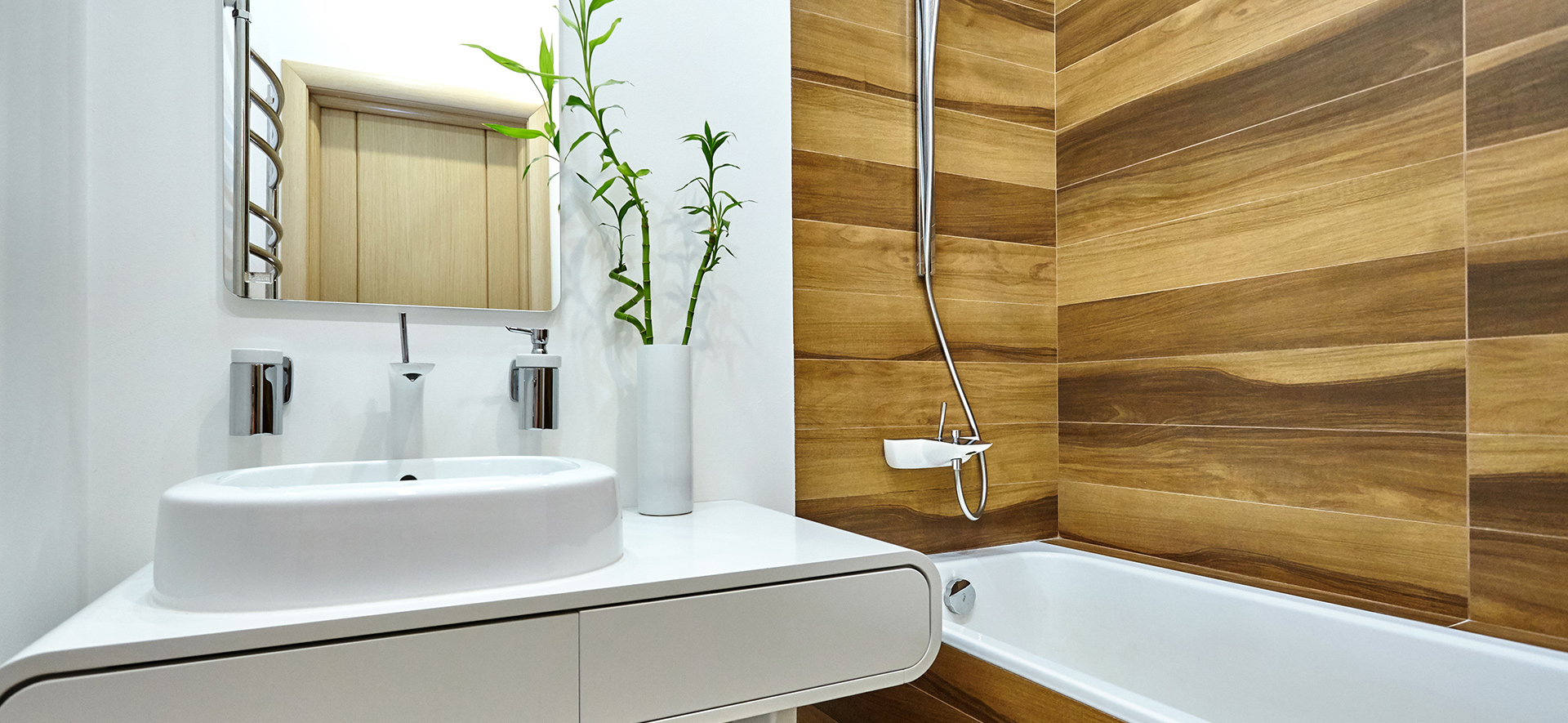 Nos salles de bains «Signature»